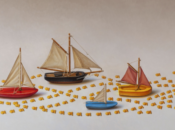 """Jenkins Johnson Gallery Solo Exhibition: Scott Fraser's """"Earthly Delights"""" 