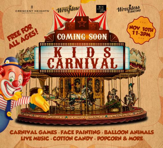 free kids winter carnival 2018 free rides games sf