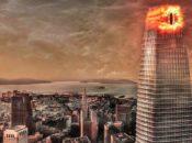 "Help Turn Salesforce Tower into ""Eye Of Sauron"" on Halloween"