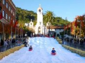 2019 Winter Wonderland: Snow Sledding & Kids' Activities | San Rafael