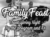 The Program & F8's Bass Music Thanksgiving Family Feast