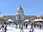 "Civic Center's ""Winter Park"" Ice Rink Opening Ceremony 