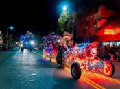 2019 Lighted Tractor Parade | Calistoga