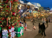 Pier 39's Nightly Tree Lighting Show | SF