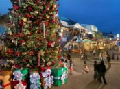 Pier 39's Nightly Tree Lighting Show on New Year's Eve | SF