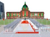 "SF's Epic New ""Winter Park"" Ice Rink 