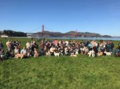 """Oodles of Doodles"": First Romp of 2019 Doggy Meetup 