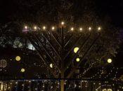 "2019 ""Light of Menorah"" Pop-Up Glowing Hanukkah Party   Ghirardelli Square"