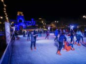 """""""Old Oakland Holiday Ice Rink"""" Grand Opening 
