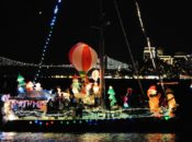 Bay Area Winter Fireworks & Lighted Boat Parade