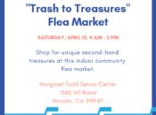 "Spring ""Trash to Treasures"" Flea Market | Novato"