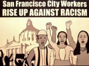 SF City Workers Stand Up Against Racism | New Valencia Hall