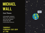 """Q&A w/ Space.com's & Author of """"Out There"""": Mike Wall 
