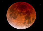Rare Super Blood Moon Total Lunar Eclipse Over SF