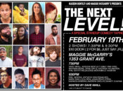 The Next Level: Stand-Up Comedy Taping | SF