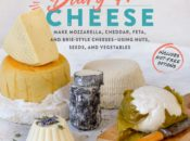 """1 Hour Dairy Free Cheese"" w/ Author Claudia Lucero 