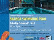 Balboa Pool Reopens: Free Swimming Day | SF