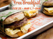 Free Breakfast at Super Duper Berkeley | Final Day