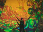 Interactive Dance Performance & Video Workshop | Immersive Design Week
