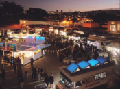1st Ever Off The Grid Block Party at Fort Mason | SF