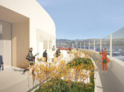SFO's Dramatic New Outdoor Observation Deck Opens