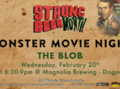 "Free Monster Movie Night "" The Blob"" 