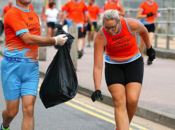 """""""Plogging"""" SF's Trash Cleanup + Work Out 