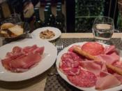 Food Tasting: Salumeria x Workshop Cafe | SF