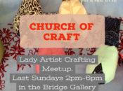 Church of Craft: Women Artists Meet-up | Richmond