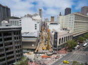 Stockton Street Re-opens After 7 Years | SF