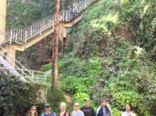 Telegraph Hill Stairway Hike   SF