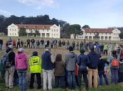 2020 Volunteer at Presidio Earth Day  | SF