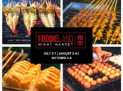 FoodieLand Summer Night Market | August 14-16