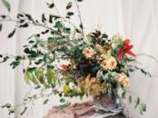Floral Demo w/ Crimson Horticultural Rarities   Macy's Flower Show