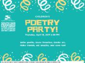 Children's Poetry Party: Art, Fun & Snacks | SSF