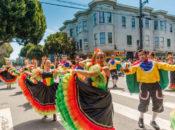 Rotunda Dance Series: Carnaval SF & La Cumbiamba | SF City Hall