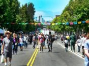 """Sunday Streets"" Massive Milelong Block Party 
