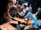 Pizza & Techno Dance Party   Public Works