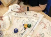 Knitting, Crochet Embroidery Crafternoon w/ SFSNAD   SF