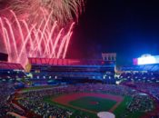 Final of 2019: Free A's Post-Game: Evolution of Pop Themed Fireworks Show | Oakland