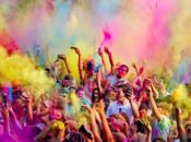 2019 Holi Festival: The Bay's Massive Free Color Fight | East Bay