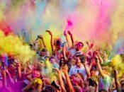 2019 Holi Festival: The Bay's Massive Free Color Fight | East Bay