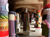 Largest Crowd-Sourced Art: The Immigrant Yarn Project | Final Day