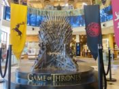 """HBO's """"Game of Thrones"""" Pop-Up Experience & Iron Throne 