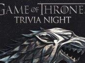 """Game of Thrones"" Trivia & Comedy Night | Milk Bar"