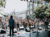 Noise Pop's 20th Street Block Party 2021 (SF)
