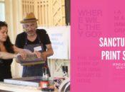 Sanctuary Printmaking Workshop | The Presidio