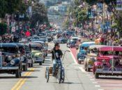 Cesar Chavez Lowrider Parade | SF