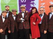 Swing/Blues Concert: Stompy Jones   Union Square Live
