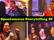 Spontaneous Storytelling: True Stories & Free Drinks for Storytellers | SF